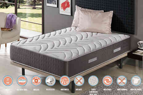 Easy Gifts - Single luxury royal graphene mattress - Save 89%