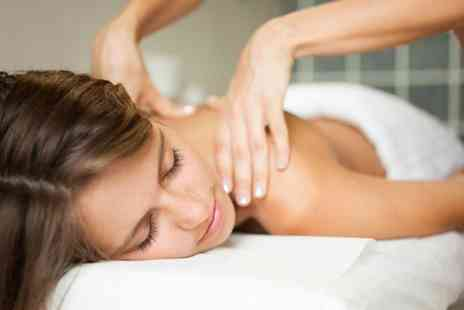 Voguish Hair and Beauty - Massage and facial package - Save 43%