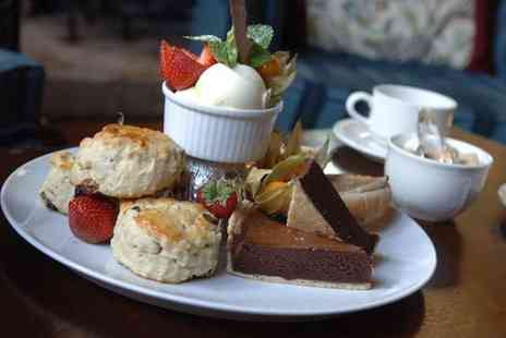 Buyagift - Traditional afternoon tea for two at a choice of eight Classic Lodges Hotels - Save 0%