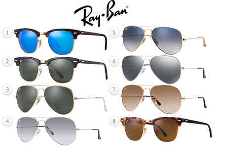 King of Shades - Pair of Classics sunglasses choose from eight styles - Save 38%