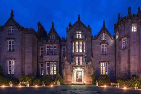 Kinnitty Castle Hotel - One or Two night stay for two including scones with tea or coffee, breakfast and late check out - Save 47%