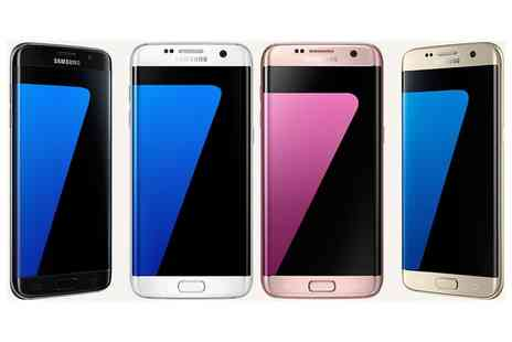 BuyMobiles.net - Samsung Galaxy S7 Edge 32GB on a 24 Month Three Essential Plan with Unlimited Minutes and Texts for £30/month - Save 77%