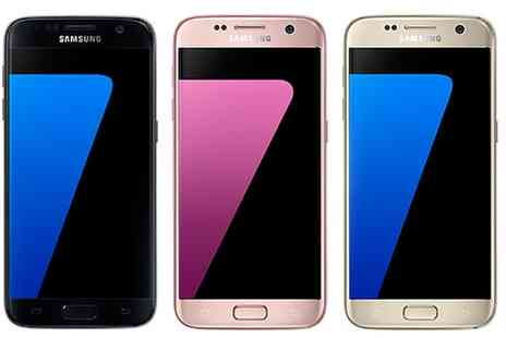 Buymobiles.net - Samsung Galaxy S7 32GB on a 24 Month Three Essential Plan with Unlimited Minutes and Texts for £24/month - Save 83%