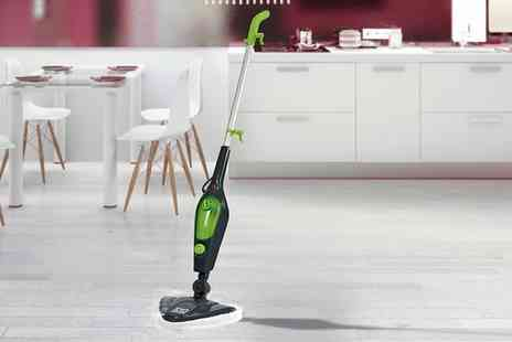 Groupon Goods Global GmbH - X10 Easy Steam Mop with Accessories - Save 67%