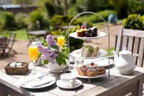 Pelham House - Afternoon Tea with Sparkling Wine for Two or Four - Save 39%