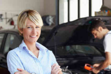 Central Garage - Full car MOT - Save 76%