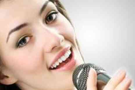 Rear View Music - Three one-hour singing lessons - Save 75%