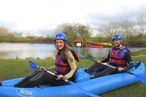 National Water Sports Centre - White water duckying experience - Save 54%