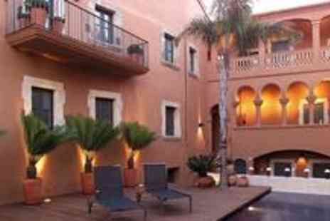 Hotel Gran Claustre - Five night Spanish boutique break for two - Save 68%