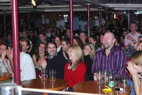 The Boat Show Comedy Club - Live comedy for two with club entry - Save 50%