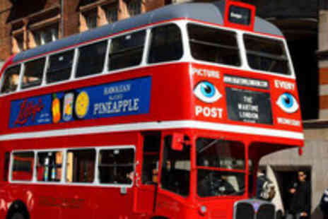 Evan Evans Tours - 1/2 day wartime London tour for 2 with Evan Evans Tours - Save 50%