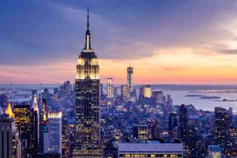 Hays Travel - Four Night NYC City Break near Times Square with Flights - Save 0%