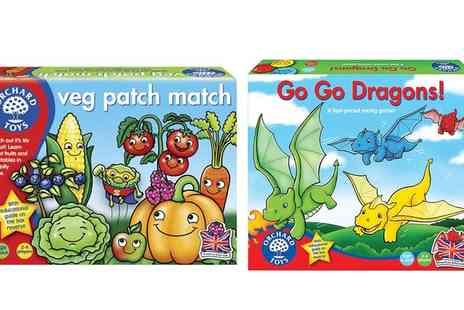 Groupon Goods Global GmbH - Orchard Toys Games - Save 11%