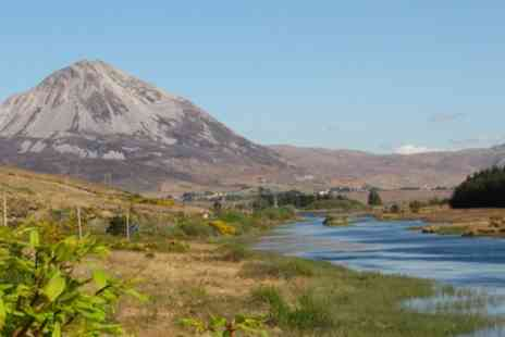 Ostan Loch Altan - Two or Three Nights Stay for Two with Breakfast and Two Course Dinner - Save 0%