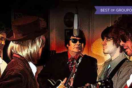 Conker - One or two tickets to see Roy Orbison and The Travelling Wilburys Tribute Show on 14 July - Save 31%