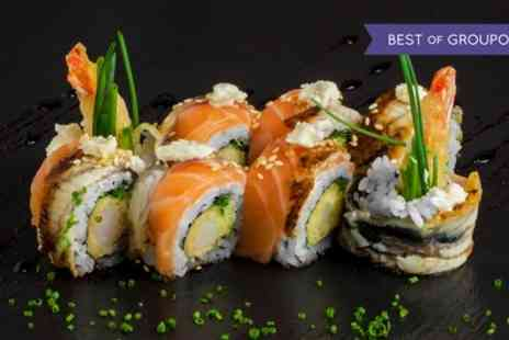 Fujiyama Japanese Restaurant - All You Can Eat Sushi Buffet for One or Two - Save 0%