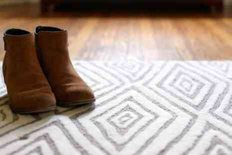 Carpet Magic Cleaning Services - Carpet Cleaning for Two Rooms with Optional Hallway - Save 59%