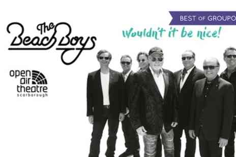 Beach Boys - One adult ticket to see the Beach Boys on 24 May - Save 57%