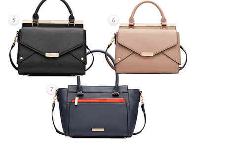Deals Direct - Dune handbag Choose from seven stunning styles - Save 0%
