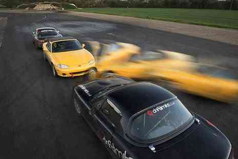 Drift Limits - Stunt driving experience - Save 51%