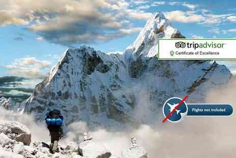 Himalayan Scenery Treks & Expedition - 15 day trip to Nepal with Everest Base Camp trek - Save 63%