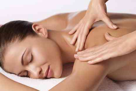 Soul of Heart - 30 minute back massage - Save 30%