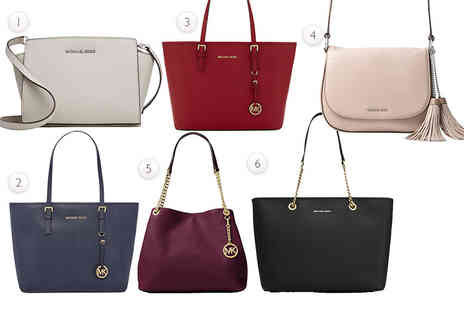 Deals Direct - Michael Kors handbag Choose from 26 stunning styles - Save 48%