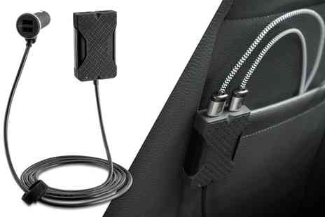 Groupon Goods Global GmbH - Avanca 2 Plus 2 USB Car Charger - Save 51%