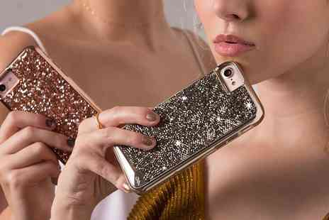 Groupon Goods Global GmbH - Case Mate Brilliance Case for Apple iPhone 6/6s/7 or 6/6s/7 Plus - Save 40%