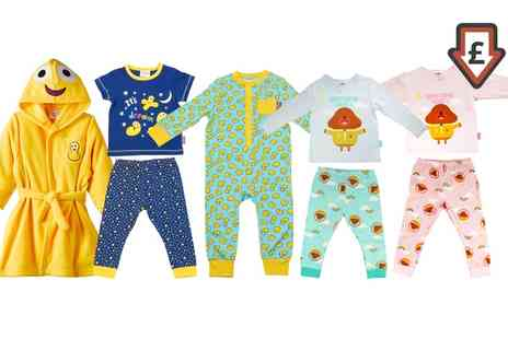 Groupon Goods Global GmbH - Kids CBeebies Character Themed Pyjamas, Dressing Gown or Onesie - Save 0%