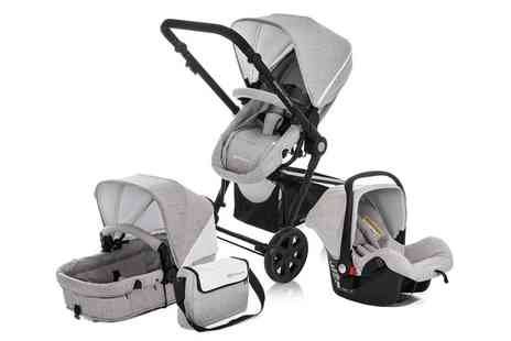 Groupon Goods Global GmbH - KinderKraft Three in One Stroller - Save 58%