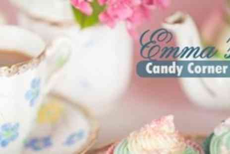 Emmas Candy Corner - Cupcake Decorating Class For Two With Afternoon Tea - Save 68%
