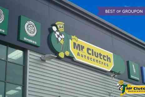 Mr Clutch Autocentres - Air Conditioning Recharge and Antibacterial Clean - Save 49%