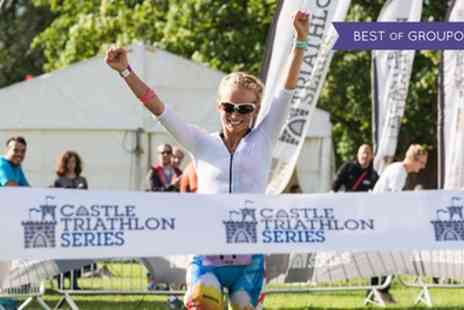 Castle Triathlon Series - Half or Full Marathon Entry on 9 July - Save 33%