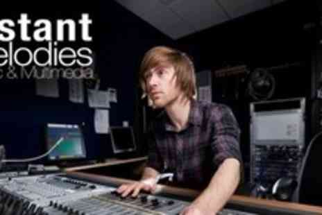 Instant Melodies - Two Day Music Production and Mixing Course - Save 69%