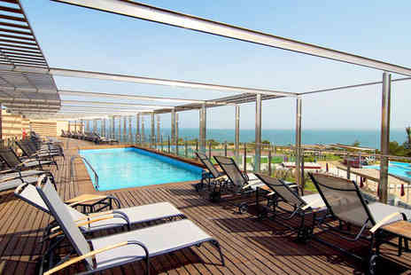 Kappa Club Les Oliveres - Four Star Family Beachfront Escape For Two - Save 44%