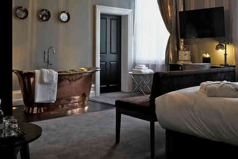 Poets House Hotel - Four Star Stylish Hotel Stay For Two at 3 mins from Ely Cathedral - Save 0%