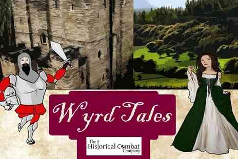 The Historical Combat Company - Wyrd tour for two - Save 30%