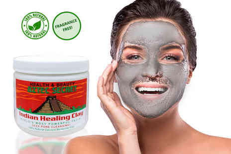 GPSK - Indian deep pore cleansing clay - Save 78%