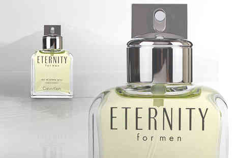 Deals Direct - 30ml bottle of CK Eternity eau de toilette - Save 31%