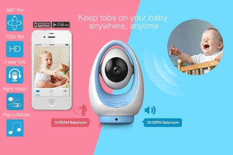 Digital Save - Foscam HD wireless baby monitor - Save 48%
