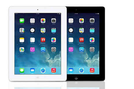 Renew Electronics - Apple iPad 2 16GB choose between a black or white tablet - Save 0%