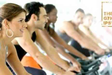 The Gym, Ipswich - Ten Individual Gym Passes With Access to Classes and Induction For One - Save 90%