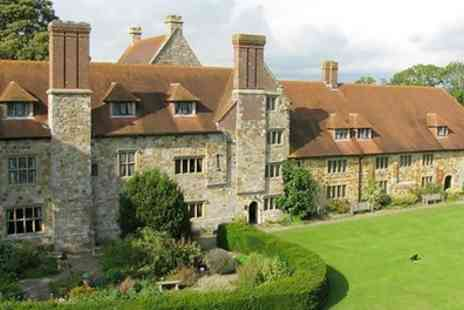 Michelham Priory - Entry to Michelham Priory with Homemade Cake, and Drink for One Adult or Child - Save 22%