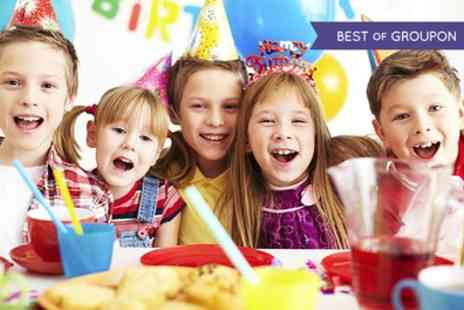Hull Indoor Sports Centre - Soft Play Party With Food For Up To Six Children - Save 58%
