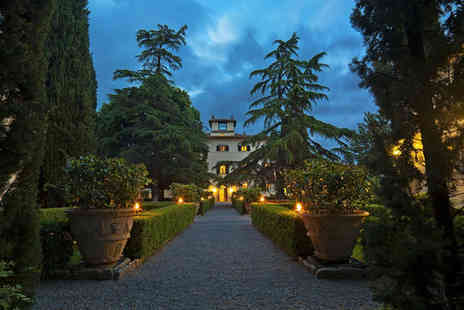 Villa Monte Solare - Four Star Chic Countryside Stay For Two - Save 50%