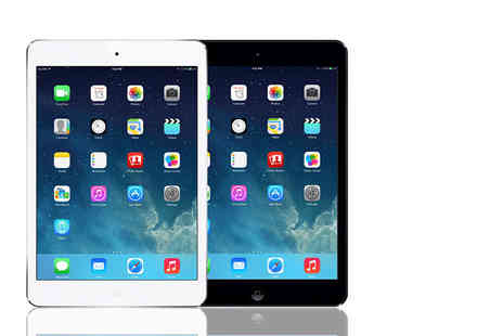 Renew Electronics - 16GB Apple iPad Mini choose either a black or white tablet - Save 0%