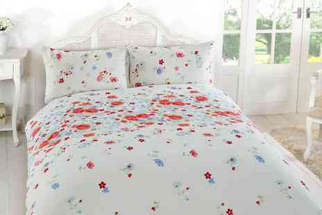 Groupon Goods Global GmbH - Bloom Duvet Cover Sets - Save 71%