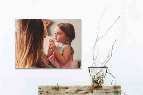 Photo Gifts - Personalised Canvas Prints - Save 82%