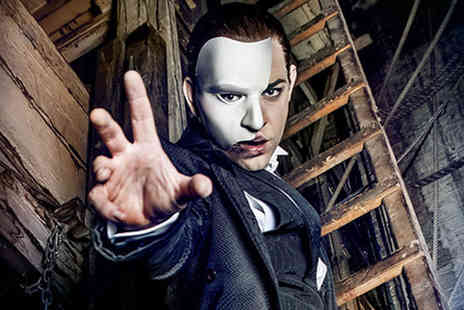 Phantom of the Opera with Cumberland Hotel - Timeless Theatre Classic & Hotel Stay For Two - Save 0%